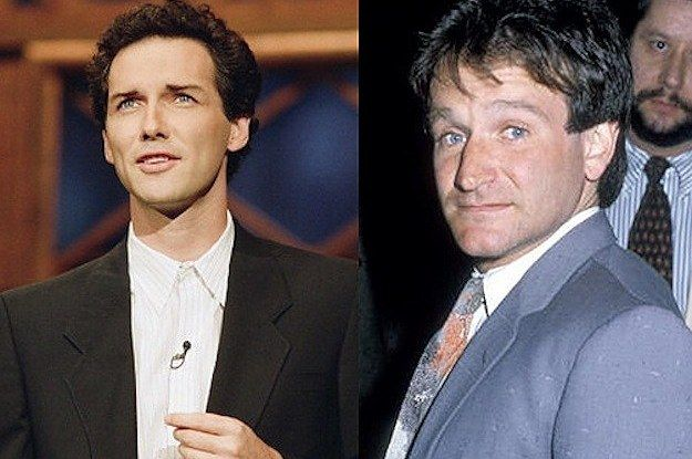Norm MacDonald Tweeted An Incredible Story About Meeting Robin Williams As A Young Comedian
