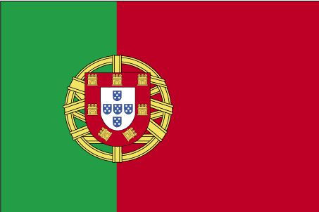 Country Flags: Portugal Flag