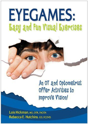 Eye Games: Easy and Fun Visual Exercises Reviewed by Yoga Therapist