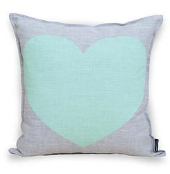 Just love your precious heart - Mint - Cushionopoly
