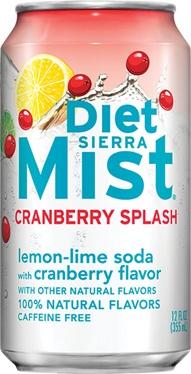 Diet Sierra Mist Cranberry Splash Drink Recipes