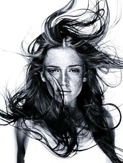 wind hair ideas