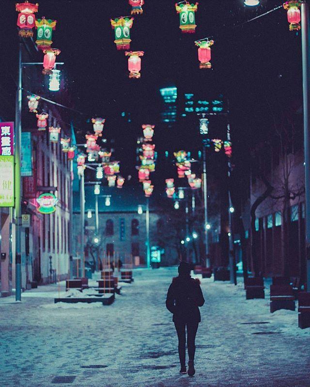 Montreal's Chinatown pinterest: M