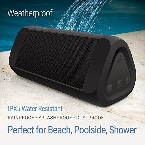 Bluetooth Portable Wireless Speaker New Water Resistant Splashproof 30H Playtime #CambridgeSoundworks