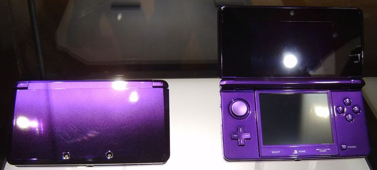 purple | Midnight Purple 3DS Coming To North America In May? | My Nintendo News