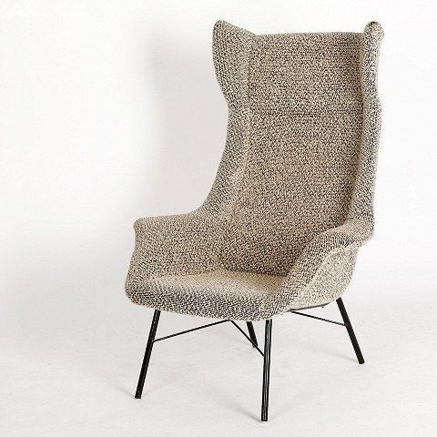 Excited to share the latest addition to my #etsy shop: Mid-Century Armchair by Miroslav Navrátil for TON, 1960s https://etsy.me/2EG17gJ #furniture #gray #artdeco #livingroom #minimalistdesign #retroarmchairs #vintagearmchairs #armchairs #czechfurniture