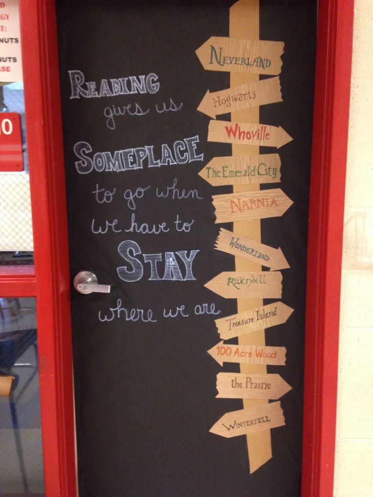 Classroom Decoration Ideas Quote ~ Best classroom door quotes ideas on pinterest