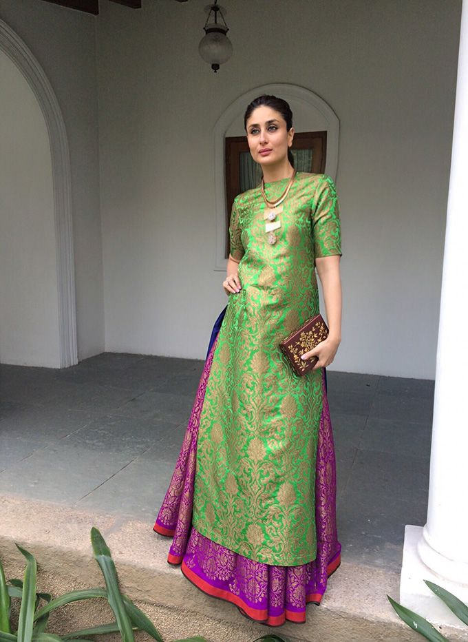 Swap Your Blouse For THIS The Next Time You Wear A Lehenga - MissMalini