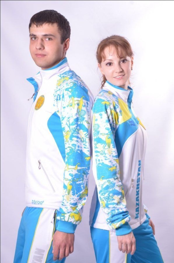 Fun Fashion at the Sochi Olympics! Kazakhstan, Sochi Olympics 2014