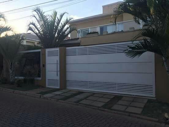 322 best images about muros e calÇadas de casas on pinterest ...