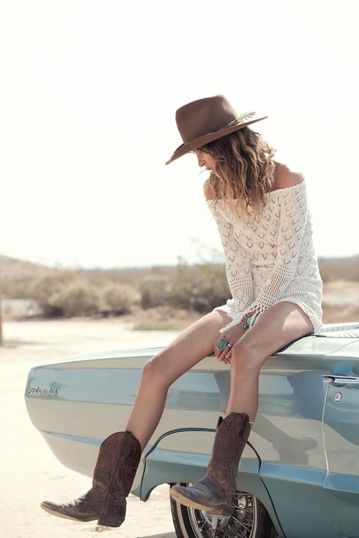Join Spell On A Boho Desert Adventure With Erin Wasson