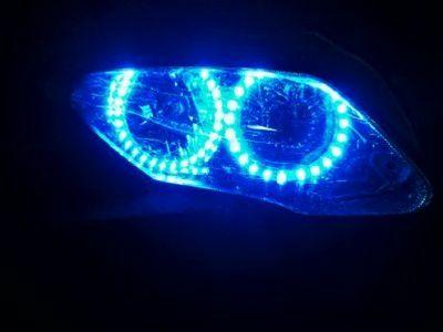 Sportbike Lites Hyper LED Halo Eyes 2004-2008 Yamaha R1