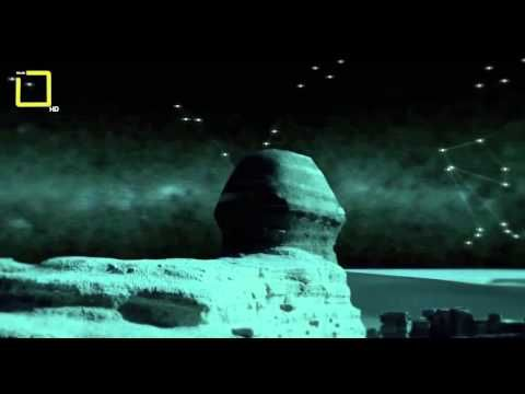 Datos Inéditos 2012: Las Pirámides de Egipto y la Esfinge (1x04)