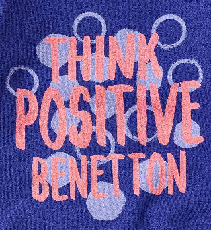 #Benetton #SS17 #collection #trend #fashion #kids #girl #color #swatshirt #print