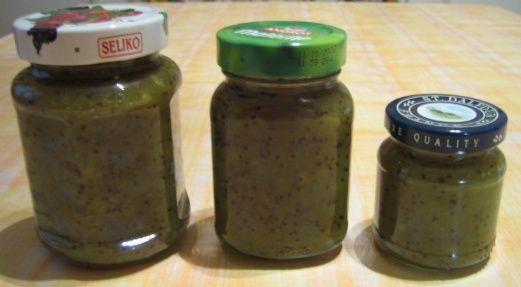 Marmeláda z kiwi