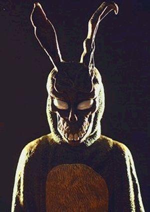 frank, the bunny (donnie darko)