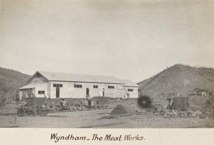 3231B/140: Wyndham Meatworks, 1916 http://encore.slwa.wa.gov.au/iii/encore/record/C__Rb4688821?lang=eng