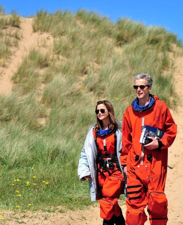 Doctor Who, saison 8 : peter capaldi jenna coleman