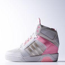 adidas - Кроссовки на танкетке Basketball 9tis Wedge
