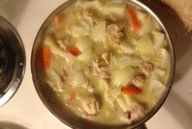 Thai Yellow Curry Chicken, 'Gaeng Karee Gai' with some extra veggies :)