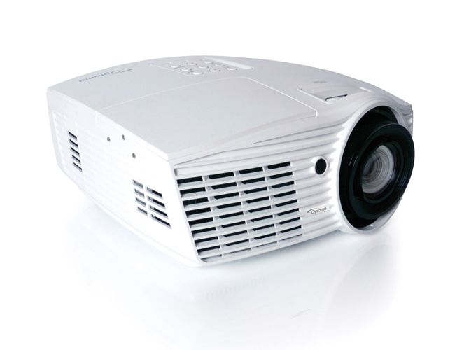 optoma-hd50-projector  The projector has been specially designed for large screen movie and gaming purposes.