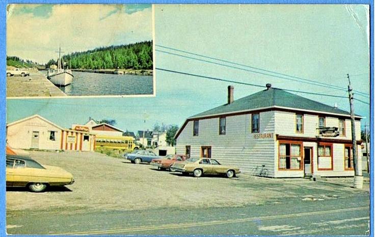 Cozy Corner Restaurant_St. Peter's_Cape Breton_Nova Scotia http://CaperMemories.Com