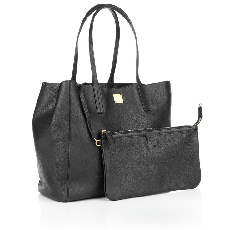 MCM Shopper Project Reversible Shopper Medium Black Gutschein Umfrage bei Fashionette
