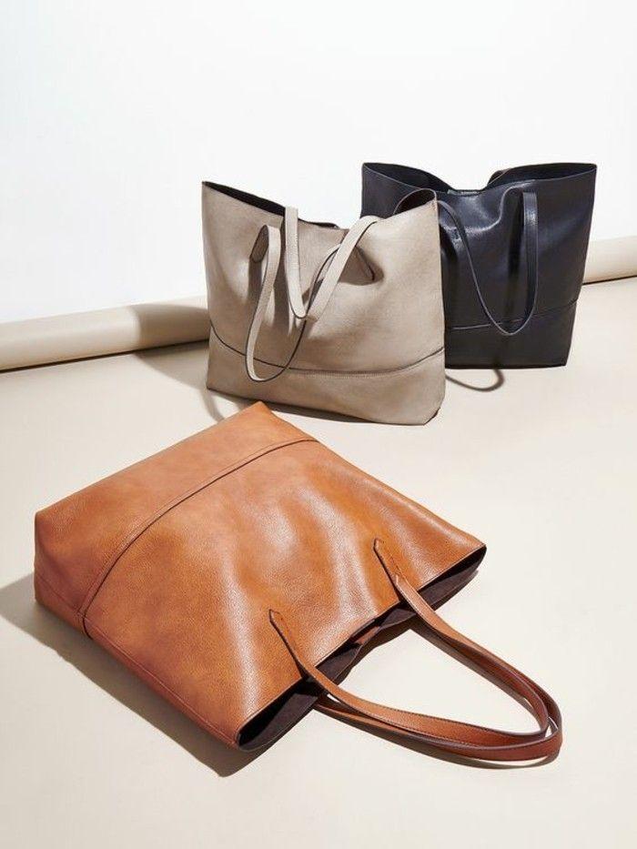 le sac main tendance 2017 estellon sac cuir et sac en cuir. Black Bedroom Furniture Sets. Home Design Ideas