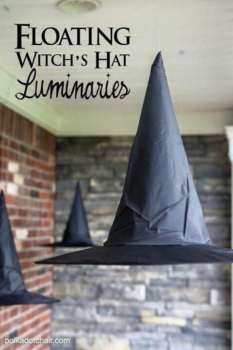 Floating lumineer hats