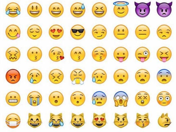 All Emojis Pesquisa Google Customizar Pra Victria