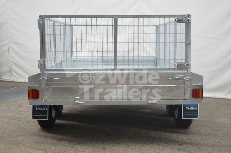 Shop for Tandem Trailer by ozwidetrailers.deviantart.com on @DeviantArt