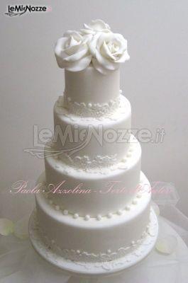 http://www.lemienozze.it/gallerie/torte-nuziali-foto/img18085.html Delicata torta nuziale multipiano bianca