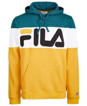 a09ef7aed4e6 Fila Men's Flamino Hoodie - Blue S in 2019 | Products | Mens ...