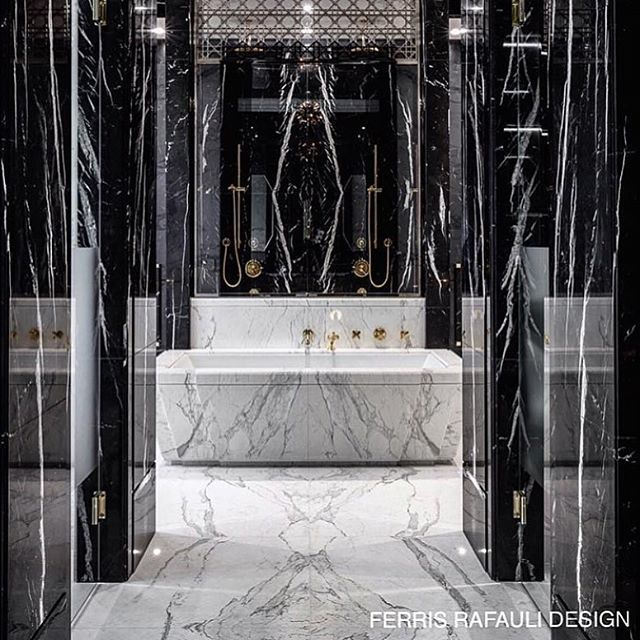 Black And White Never Looked So Good Nero Marquina And