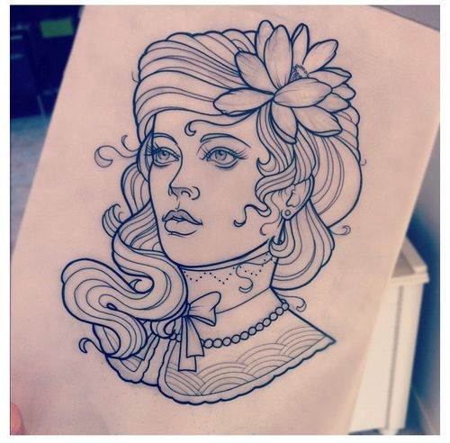 #art #tattoo #neotradicional