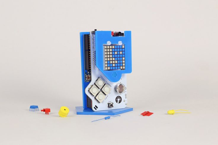 "GAME ON // Kids can learn the first steps in the world of coding and make their own hand-held games console with this cool DIY Gamer kit by Technology Will Save Us. They'll be so engrossed they won't even notice that it's educational: priceless. <em>£70; <a href=""http://www.techwillsaveus.com/"" target=""_blank"" class=""icon none"" >techwillsaveus.com</a> —Maria Fitzpatrick</em>"