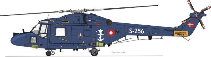 Lynx Then Royal Danish Navy.