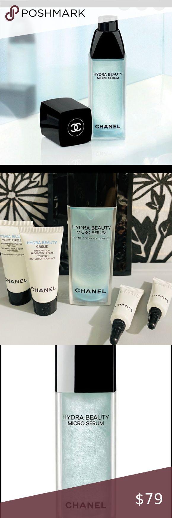 Chanel Hydra Beauty Micro Serum In 2020 Chanel Hydra Beauty Hydrating Serum Beauty Skin Care