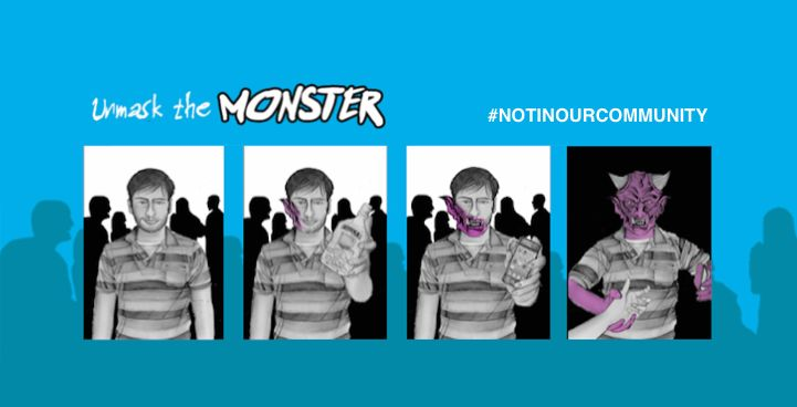 Unmask the Monster.