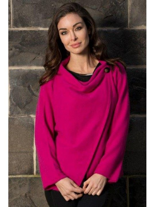 Buy Merino possum Kadina jacket from TheWoolRoom.com.au. Discover other alpaca, cashmere, merino wool & possum clothing | The Wool Room: Merino Wool & Natural Fibre Store