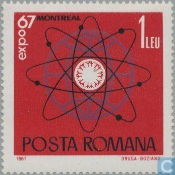 1967 - Romania [ROU] - World Exhibition