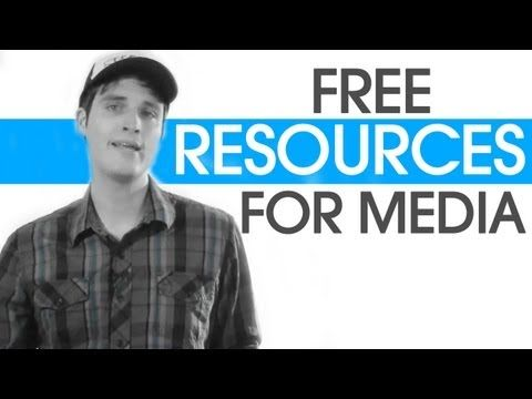 Free Resources for Media | Stock Photos, Videos, Footage, Audio, Sound Effects and Graphics