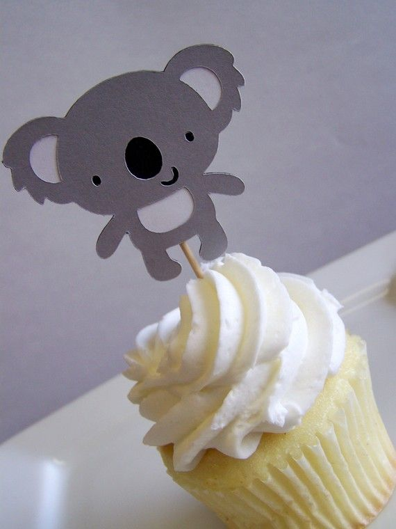 Caramello Koala Birthday Cake