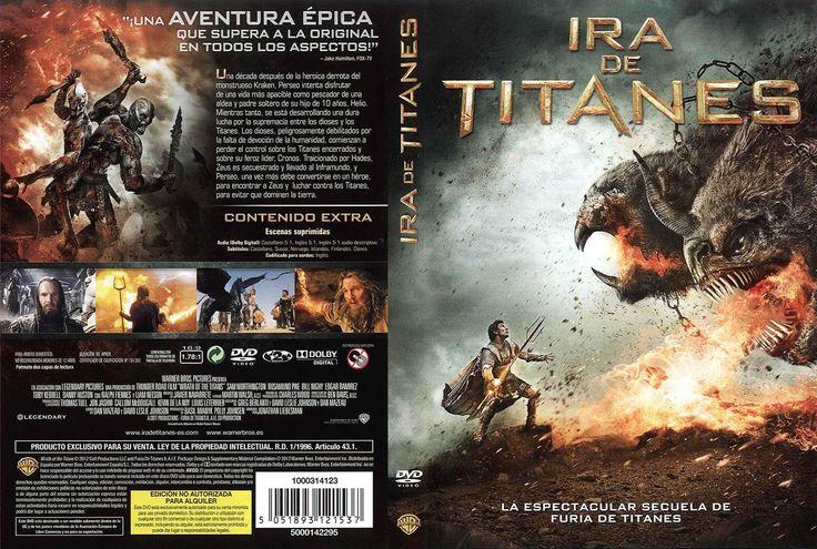Ira De Titanes Furia De Titanes 2 Movie Posters Movies Poster