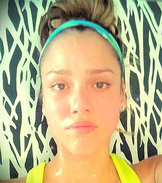 Celebrities without makeup -- this gives me hope!
