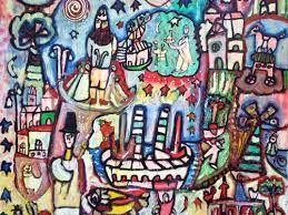 Resultado de imagen para pintura de jose santos guerra