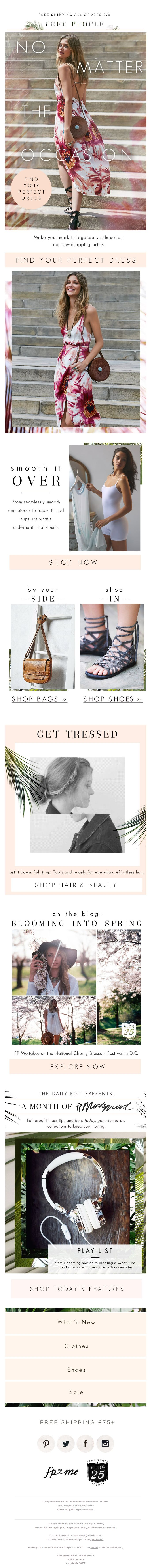 Free People Email