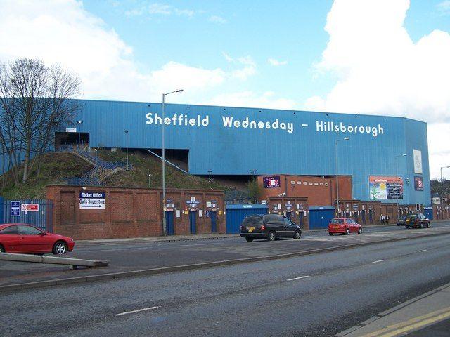 Hillsborough - External - Sheffield Wednesday FC