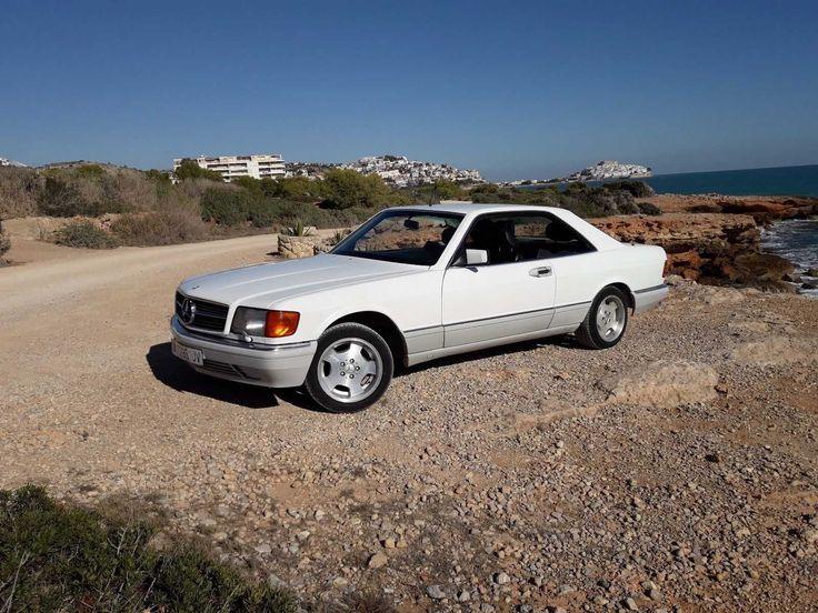 Klassiker fast ein Oldtimer Mercedes 420 SEC V8 W126 / C126 Coupe