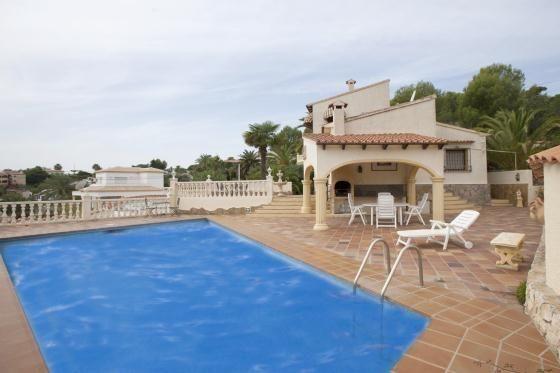 Holiday home Moraira Costa Blanca Villa Spain for rent Gralla